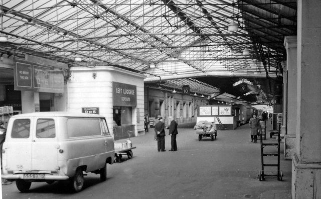 Old Euston Outward In Middle Section 169 Ben Brooksbank