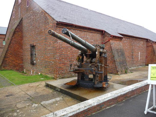 Gosport - Museum of Naval Firepower