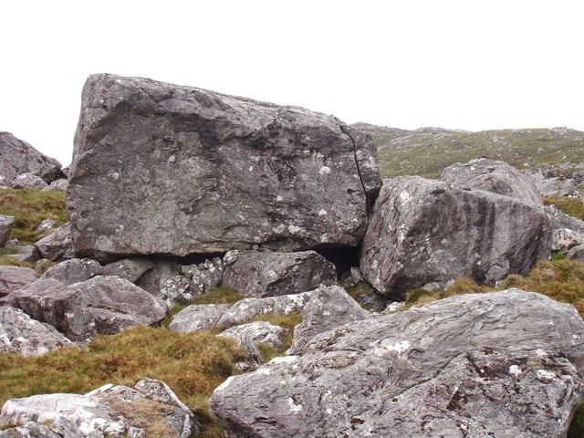 Shelter stone