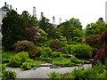 SD4987 : Rock Garden, Sizergh Castle by Peter Barr