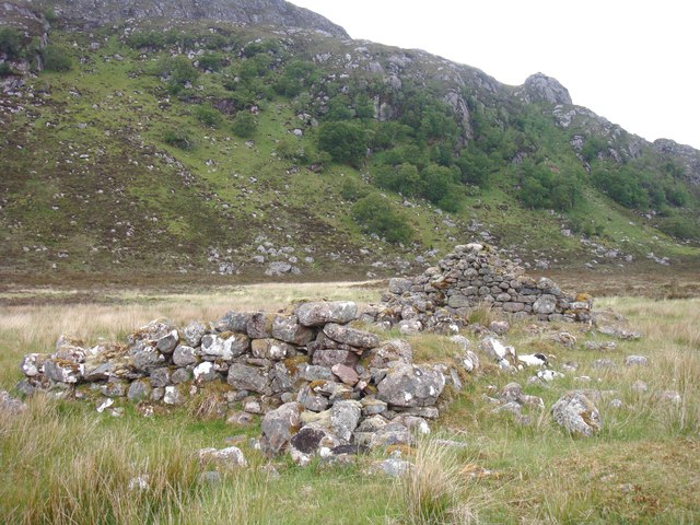 Ruin at Guisachan