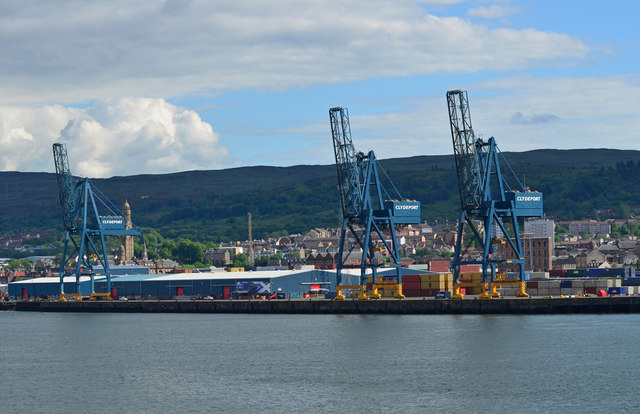Clydeport Container Terminal