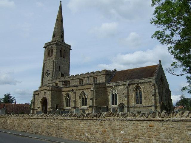 St. Nicholas Church, Swineshead