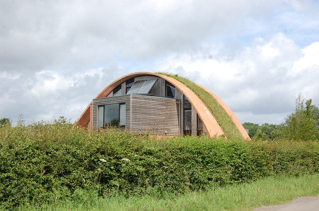 Eco House at Crossway