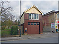 SU1660 : Pewsey - Old Fire Station by Chris Talbot