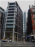 TQ2779 : Side entrance to Knightsbridge Station, Knightsbridge SW1 by Robin Sones