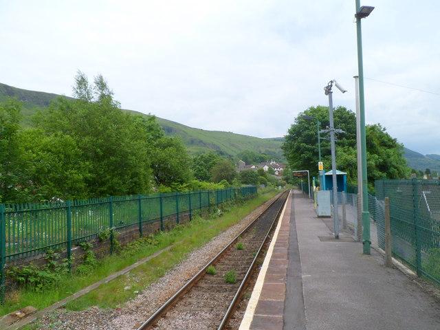 Troedyrhiw railway station