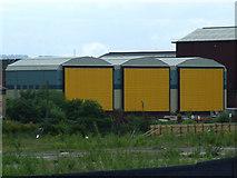 NS5566 : Shipyard sheds by Thomas Nugent
