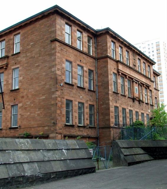 Former City Public School, Townhead
