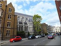 TQ2881 : St James's Roman Catholic Church, Spanish Place, George Street, London by PAUL FARMER