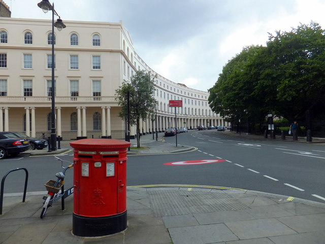 Park Crescent London