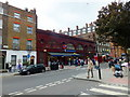 TQ3082 : Russell Square Underground Station, Bernard Street London by PAUL FARMER