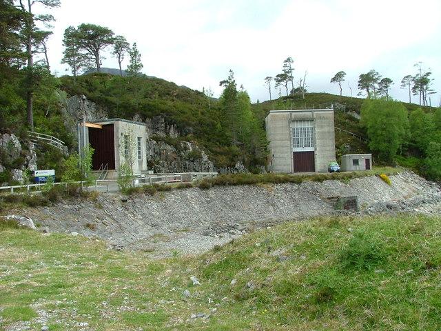 Mullardoch Power Station