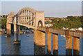 SX4358 : Tamar Bridge by Wayland Smith