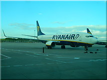 TL5523 : Ryanair at London Stansted by Finlay Cox