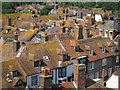 TQ9220 : Roofs at Rye by Oast House Archive