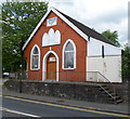 SO0505 : Jerusalem Elim Pentecostal Church, Merthyr Tydfil by Jaggery