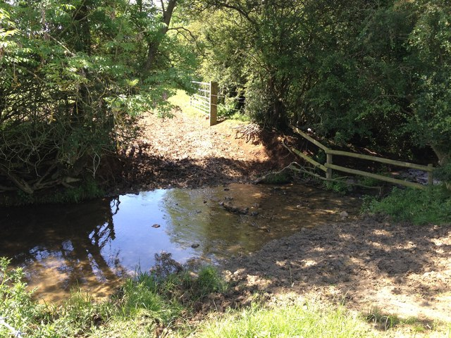 Cattle Ford at Marefield