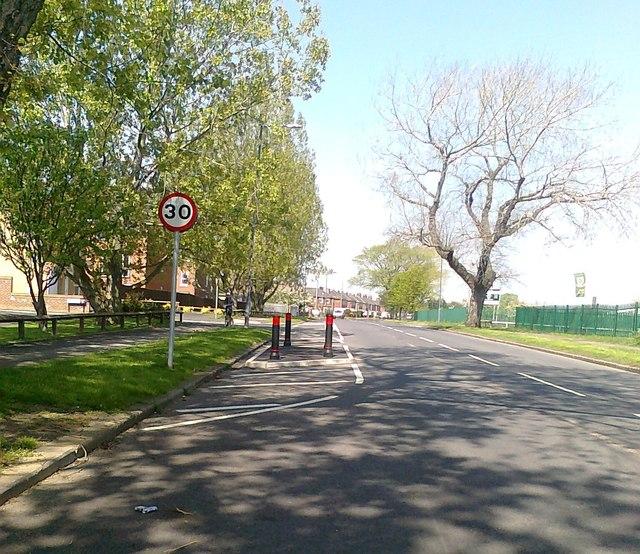 Greenwood Road, Billingham