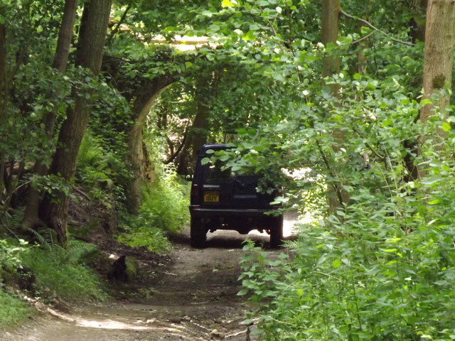 4x4 Byway