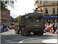 SD8010 : Bury Lions' Carnival Parade, Market Place by David Dixon