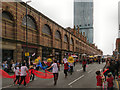 SJ8397 : Deansgate, Manchester Day Parade by David Dixon