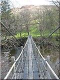 SN9665 : Glyn Bridge by David Purchase