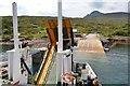 NM4199 : Isle of Rum new pier by Robert Stalham