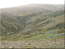 SN8186 : A view towards the source of the River Wye by David Purchase