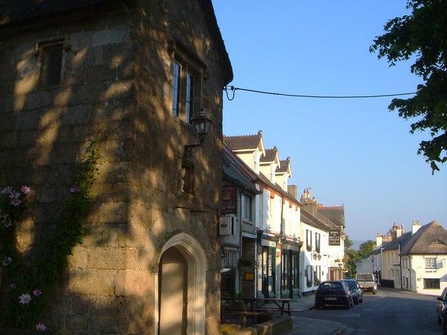 High Street, Chagford