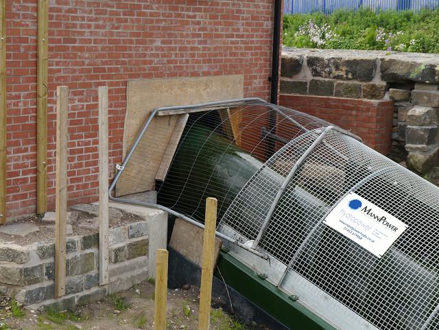 Hydropower Generator, Bealey's Goit