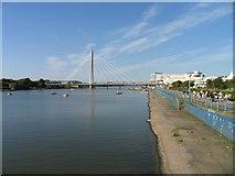 SD3317 : The Marine Way Bridge by Andrew Tatlow