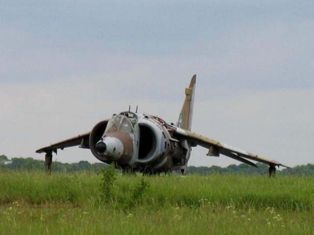 British Aerospace Harrier GR.3 XV804