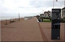 TQ7306 : The West Promenade in Bexhill by Steve Daniels