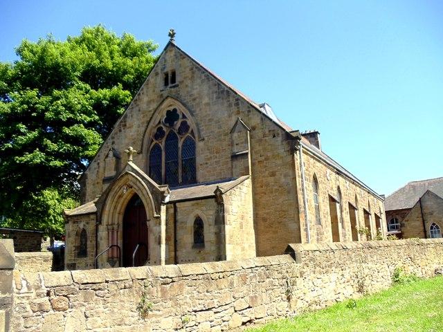 Wallbottle Church