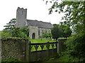 TG4028 : Church in Hempstead, Norfolk by Richard Humphrey