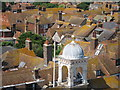 TQ9220 : Cupola on Rye town hall by Oast House Archive