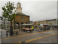 NZ3667 : South Shields Market Place by David Dixon