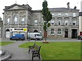 H5025 : Library / Bank of Ireland, Clones by Kenneth  Allen