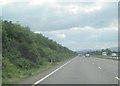 SJ5511 : A5 east approaching Upton Magna by John Firth