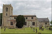 TF4393 : St Botolph's church, Skidbrooke by J.Hannan-Briggs
