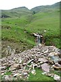NY4116 : Redgate Gill, Boredale by Christine Johnstone