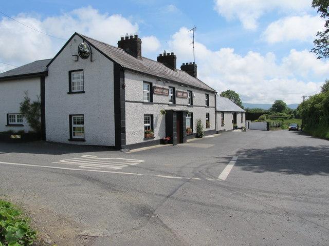 Paddy O'Hagan's Public House at Marmion's Cross Roads