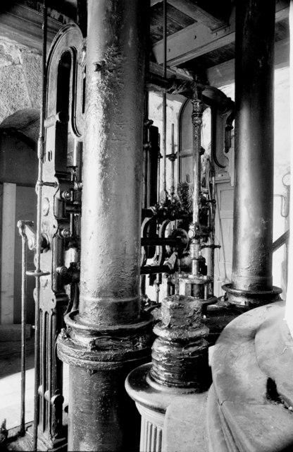 Heartlands Project - Robinson's Shaft Cornish beam pumping engine