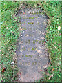 TL1706 : Samuel Adrian Lomas's grave, Hill End Hospital Cemetery, St Albans by Chris Reynolds