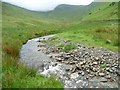 NY4414 : Rampsgill Beck, Ramps Gill by Christine Johnstone