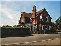 TQ7825 : Castle Inn, Bodiam by Paul Gillett