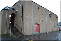 NT1893 : Masonic Lodge, Lochgelly, Fife by Jim Campbell