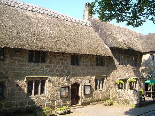 Former church house, Chagford