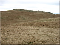 NY5110 : High Wether Howe seen from the summit of Scam Matthew by David Purchase